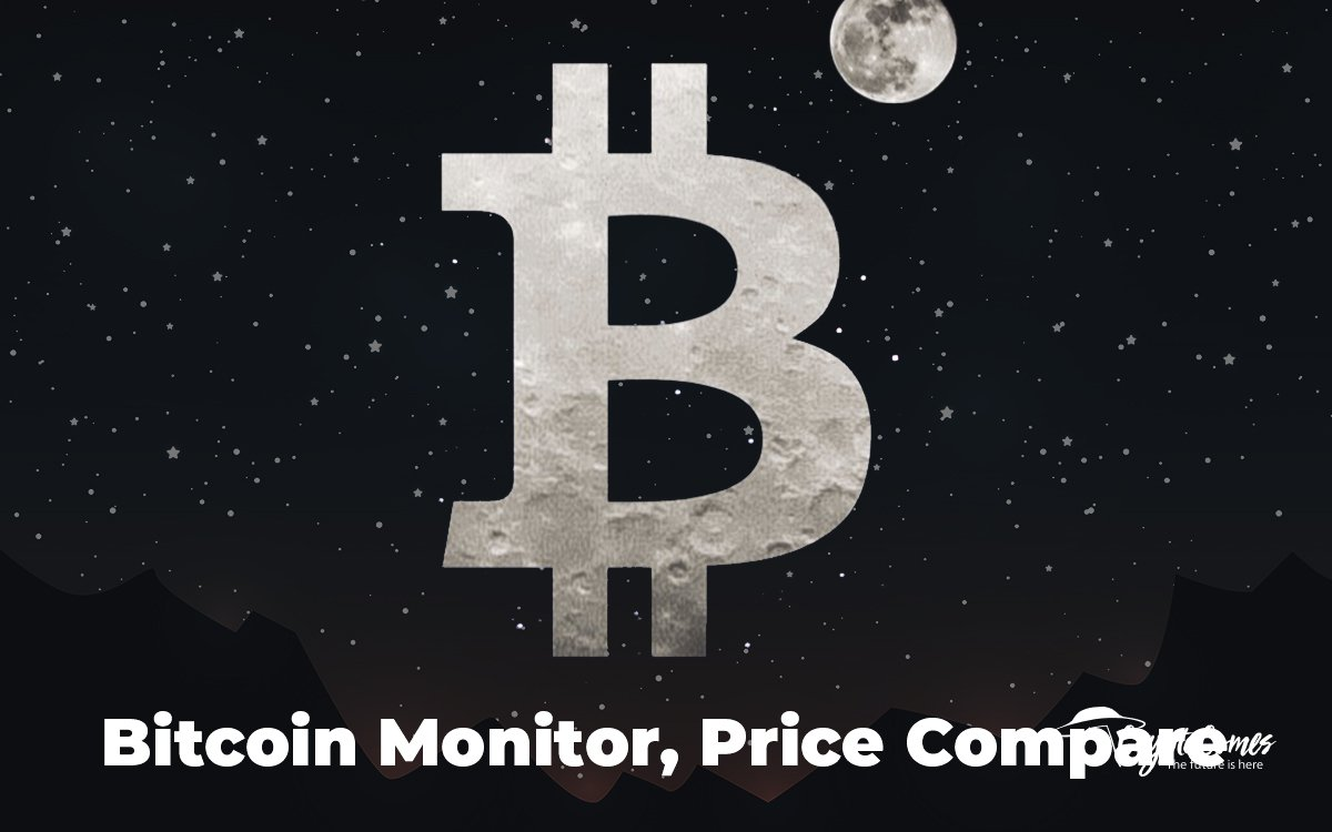 You Can Now Read CryptoComes News with Bitcoin Monitor App
