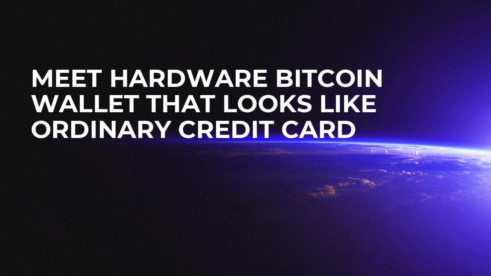 look at bitcoin wallet