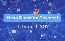 NEXO Token Holders Receive US $2,409,574.87 in Dividends