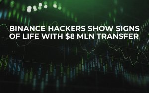 Binance Hackers Show Signs of Life with $8 Mln Transfer