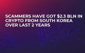 Scammers Have Got $2.3 Bln in Crypto from South Korea Over Last 2 Years