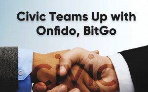 Civic Teams Up with Onfido, BitGo to Integrate AI into Civic Wallet