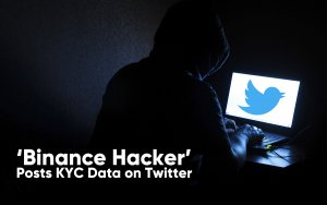 'Binance Hacker' Posts KYC Data on Twitter, Promises to Publish More Soon