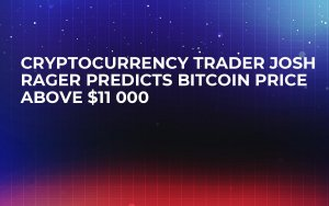 Cryptocurrency Trader Josh Rager Predicts Bitcoin Price Above $11 000