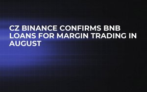 CZ Binance Confirms BNB Loans for Margin Trading in August