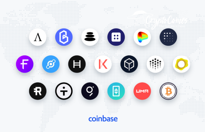 Coinbase is going to list new assets